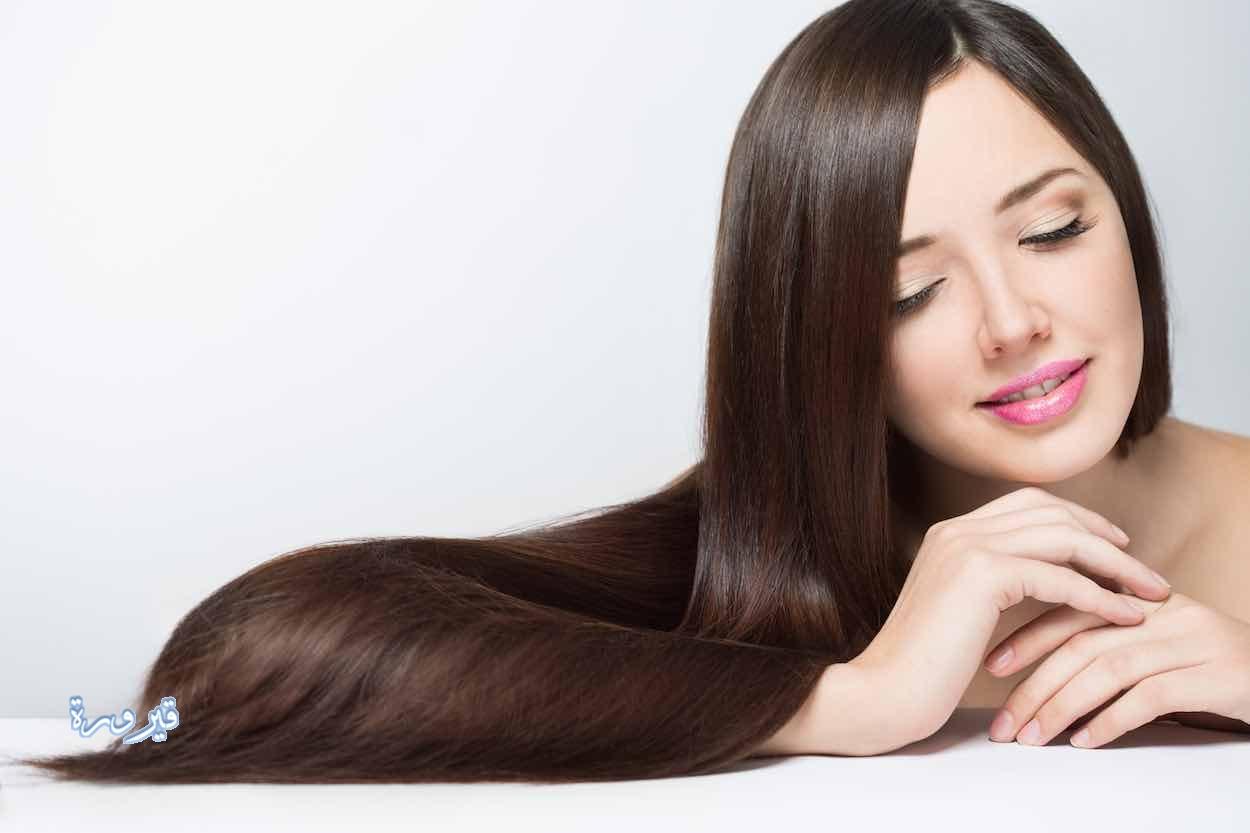 زيوت لتنعيم وتطويل الشعر