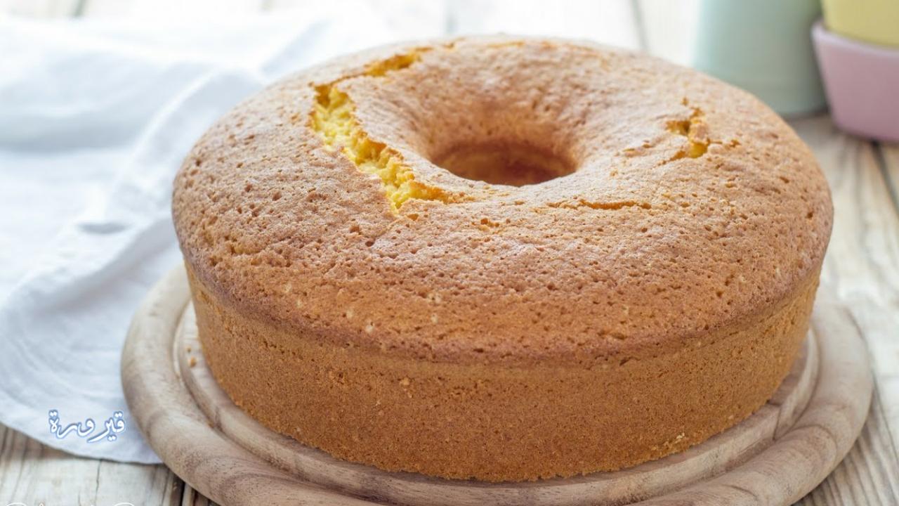 طريقة عمل الكيكة العادية فتكات قيرورة