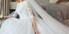 حلمت اني لابسه فستان ابيض وانا متزوجه