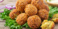 طريقة عمل الطعمية المصرية مثل المطاعم