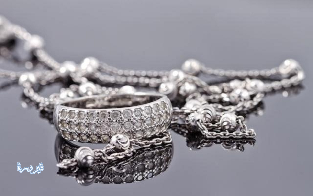 سعر جرام الفضة بالمصنعية اليوم